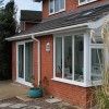 a classic, simple and stylish home extension